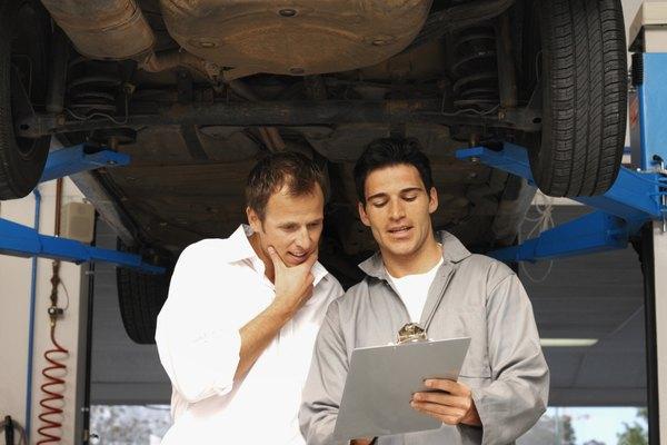 Los intervalos de mantenimiento de la transmisión están ámpliamente extendidos en los últimos modelos.