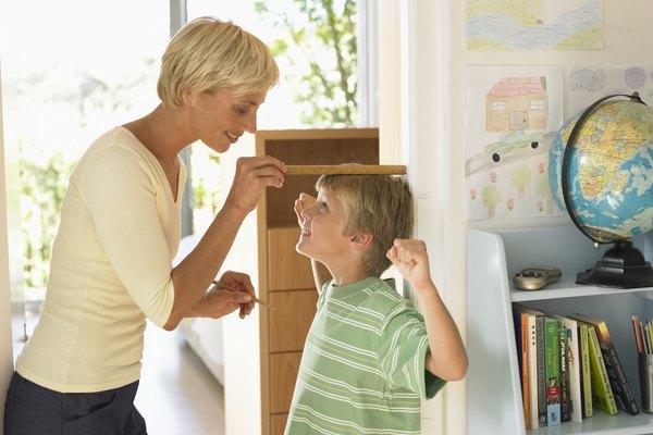 El rasgo de altura puede ser malinterpretado debido a la diferencia de altura entre los géneros.