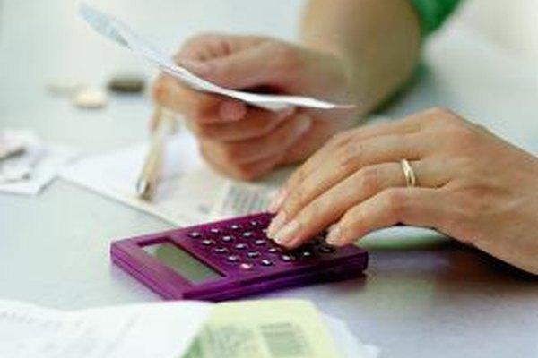 A veces no es fácil balancear el presupuesto.