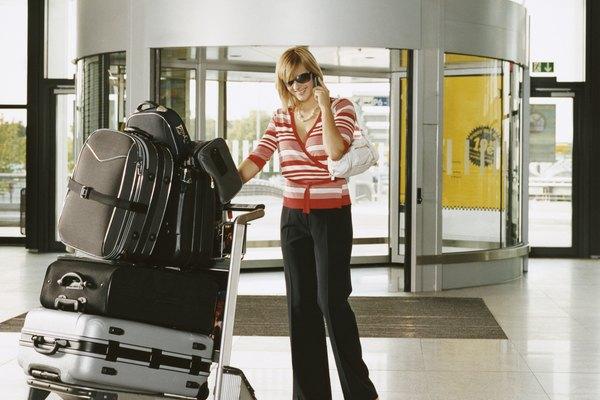 Spirit Airlines cobra tarifas por cada elemento registrado y de mano.