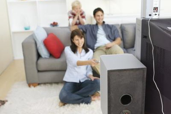 Your AT&T U-verse converter box is compatible with a variety of devices, including sound systems.