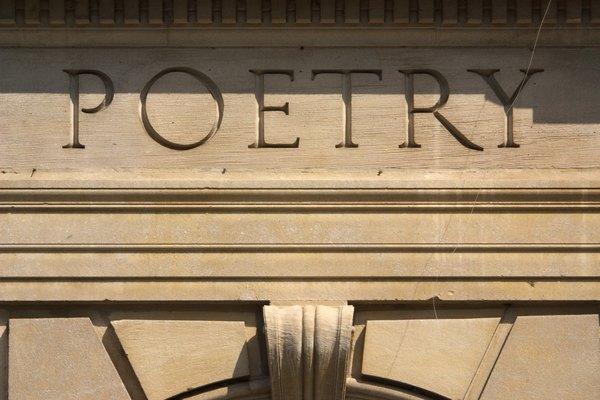 Este estilo de poesía utiliza palabras limitadas y no necesita tener rima.