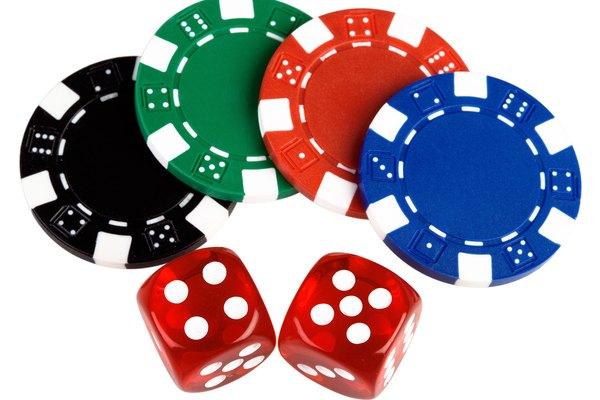 El pokeno es un juego de suerte al igual que los dos juegos de los que se inspiró.