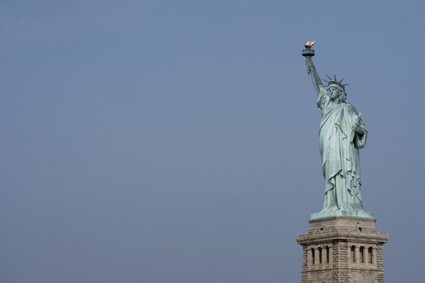 USA, New York City, Statue of Liberty