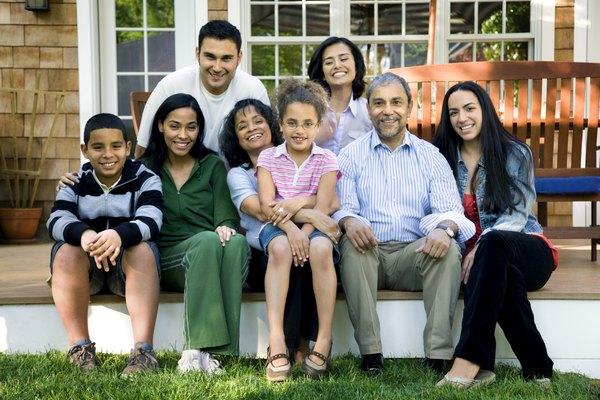 Los parientes ancianos siguen siendo tu mejor recurso.