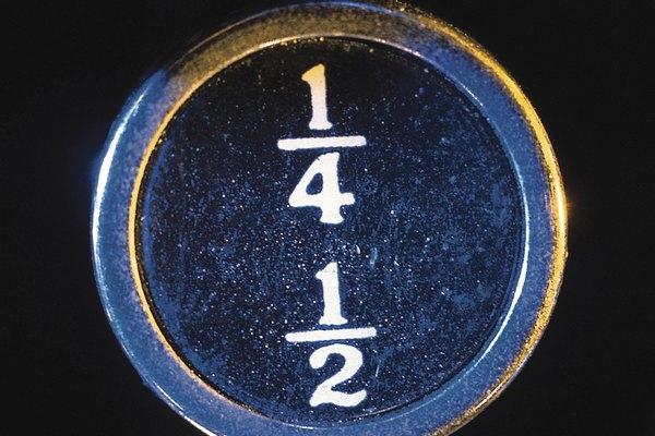 Muy seguido en las matemáticas se te pedirá trabajar con fracciones.