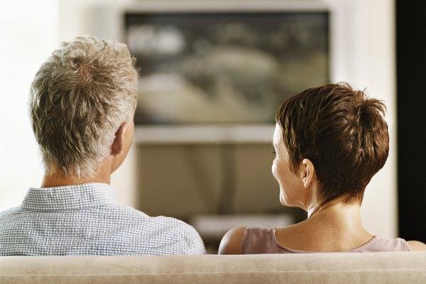 Mirar TV.