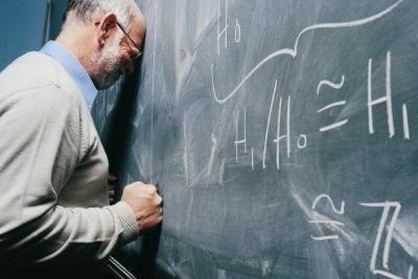Las matemáticas pueden ser conceptos teóricos avanzados o aritméticos básicos.