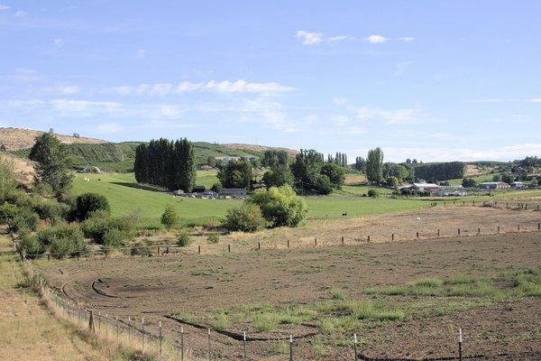 Yakima farm
