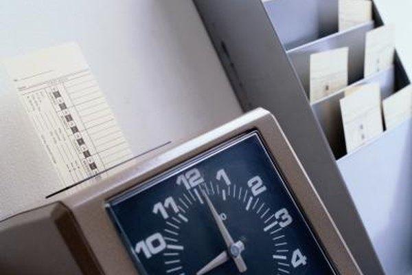 Los empleados por horas que trabajan a tiempo completo generalmente reciben todos los beneficios.