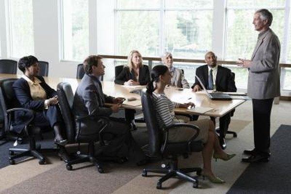 Un departamento de contabilidad mantiene funcionando a una organización con eficacia.
