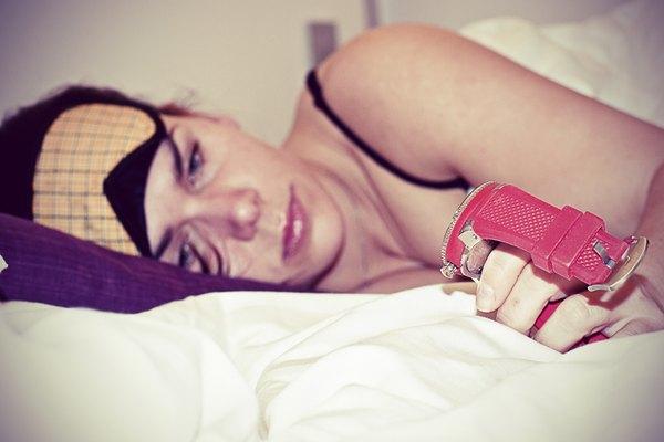 Wrestling insomnia