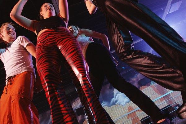 Los medios masivos hicieron del baile Disco una sensación.