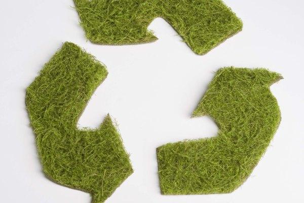 Signo de reciclaje.