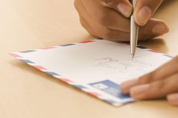Envía tu trabajo en un sobre con tu dirección.