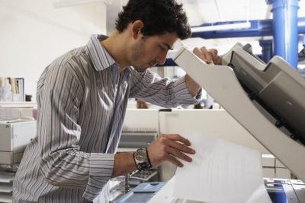 Copiers generate waste toner with every print job.