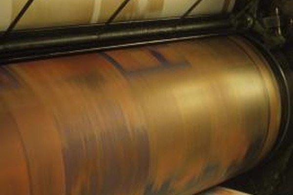 Las imprentas comerciales planean de acuerdo a las necesidades de un propietario de un negocio.