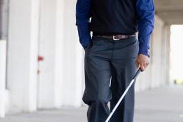 Los estudiantes ciegos están más facultados que nunca gracias a un aumento en los programas de empleo y a las oportunidades de tutoría.