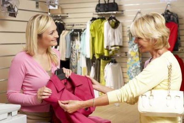 Puedes vender los artículos de tu boutique por consignación.