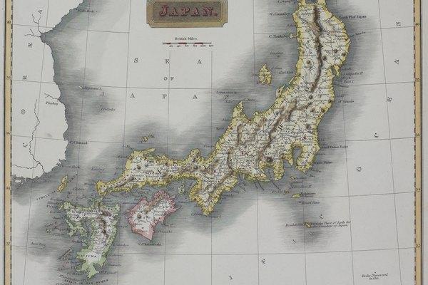 Manga y anime son originarios de Japón.