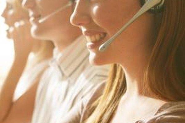 Cualquier persona que trata directamente con los clientes es considerado un empleado de front office.