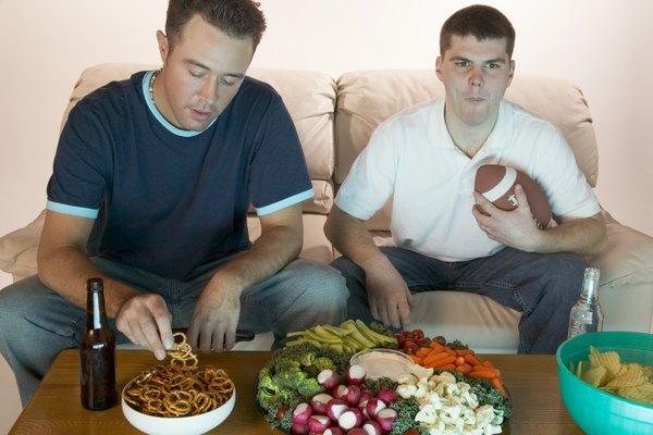 La cantidad de nutrientes disponibles para transformarse en energía depende de la dieta de una persona.