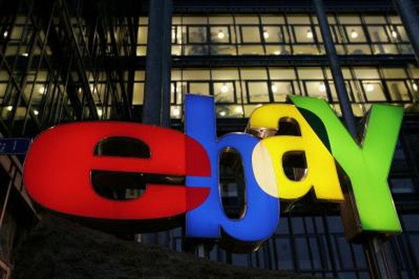 Auction house eBay retired its overlapping-character logo in 2012.