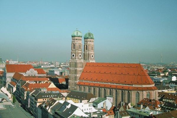 Munich es sin duda una de las ciudades más atractivas para estudiar arquitectura en Alemania.