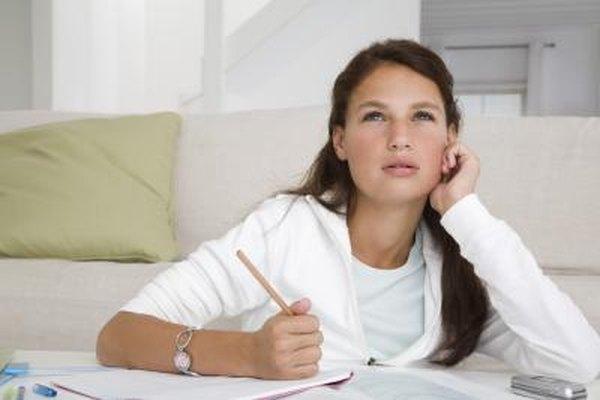 Un profesor es una referencia aceptable en una solicitud de empleo.