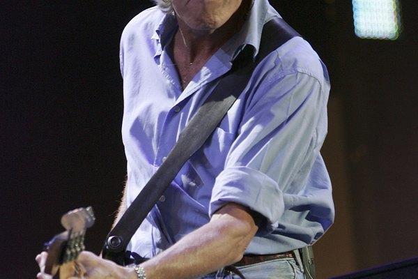 Roger Waters uno de los líderes de Pink Floyd