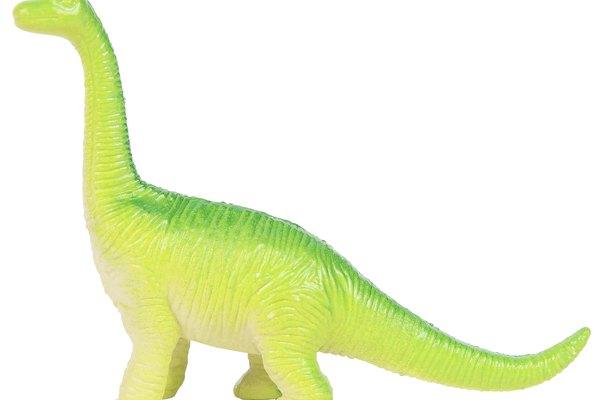 Los saurópodos fueron los dinosaurios más grandes.