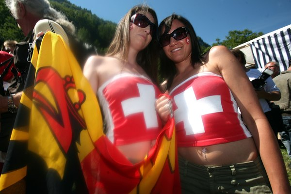 Ruetli Festivities Mark Swiss National Holiday