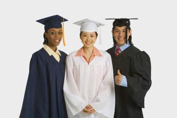 Los recién graduados de la universidad pueden llegar a encontrar los mejores trabajos disponibles.
