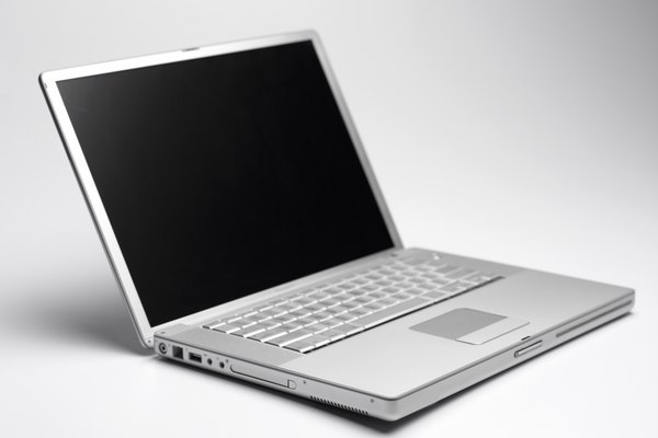 Most laptops feature the external monitor port on the side.