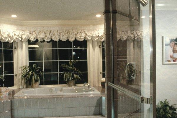 Las cenefas pueden añadir estilo a una habitación.