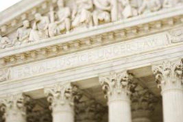 La posición de juez de la Corte Suprema es de gran prestigio.