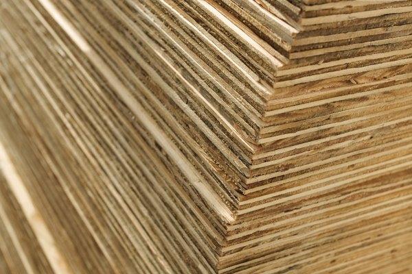 La madera balsa es una lámina fuerte y ligera.
