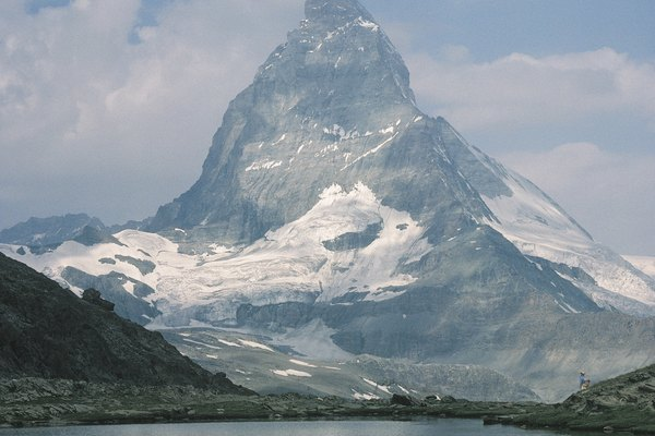 Matterhorn peak , Switzerland