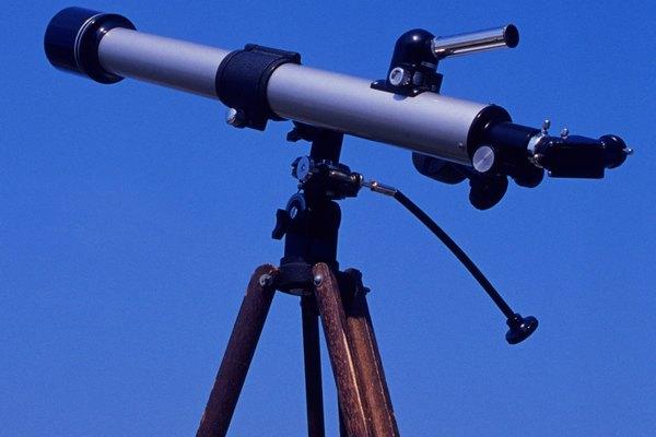 Conoce qué lentes utilizan los telescopios.