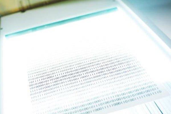 No es difícil guardar un escaneo como archivo PDF usando tu escáner HP.