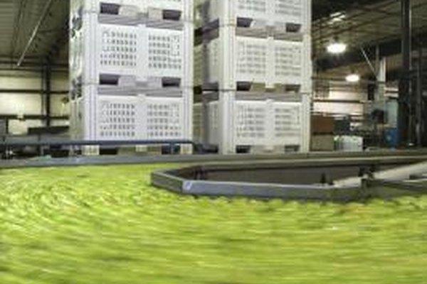Las instalaciones y equipos actualizados son importantes para los procesos optimizados de logística interna.