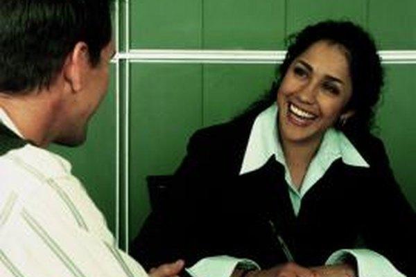 Los candidatos a empleos contables deben enfrentar una variedad de preguntas.