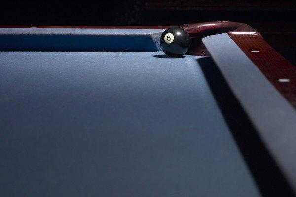 Para desplazar una mesa de billar es necesario desarmarla y rearmarla cuidadosamente.