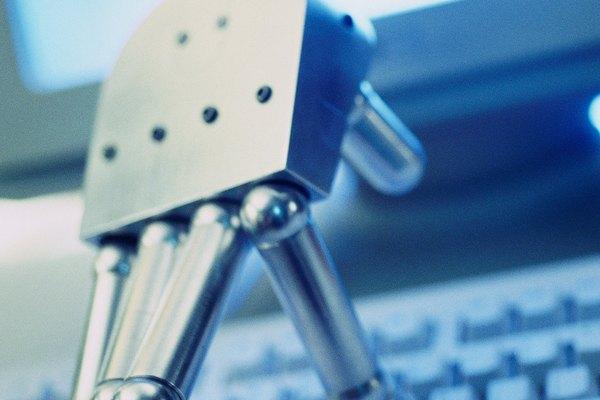 El control a distancia de un brazo de robot es una preocupación común en la literatura de redes.