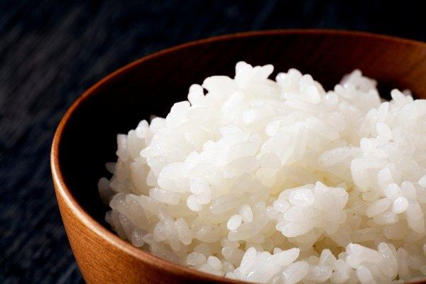 Asian rice.
