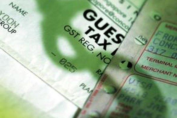 Deducciones en impuestos para arrendadores y arrendatarios.