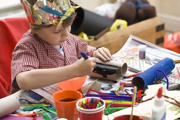 Los niños amarán crear estos instrumentos musicales.