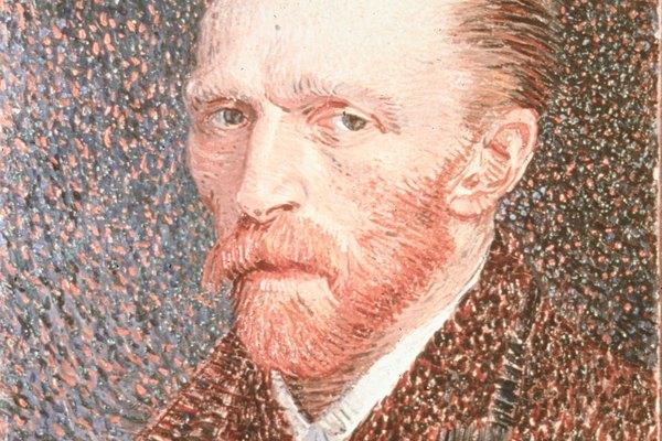 Vincent van Gogh pintó 34 auto-retratos.