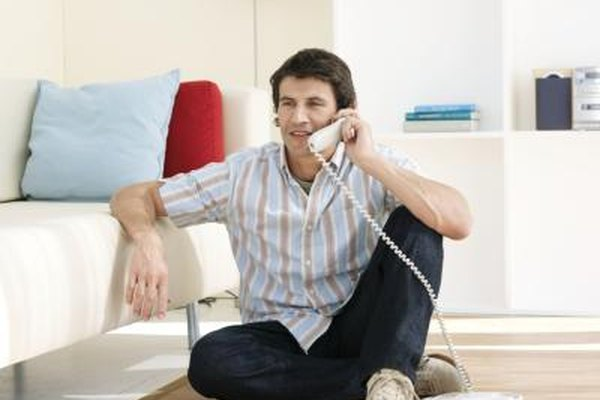 Long-distance dialing means that loved ones are just a phone call away.