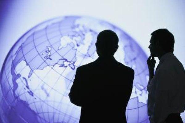 La globalización produce efectos en el ambiente de trabajo.